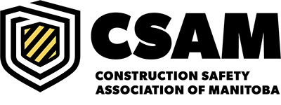 Construction Safety Association of Manitoba Logo